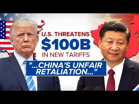 does trade war affects the global economy