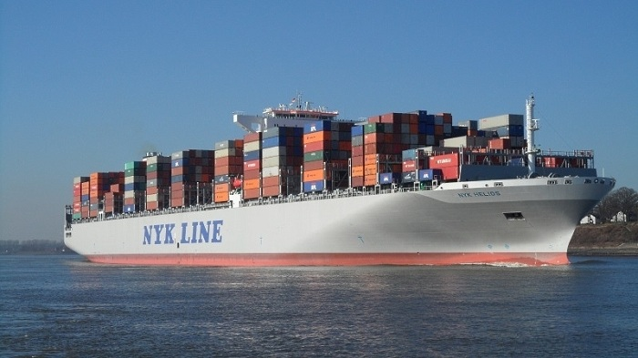 demand for sea freight