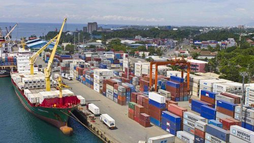 THE TOP FIVE BUSIEST PORTS IN THE U.S.