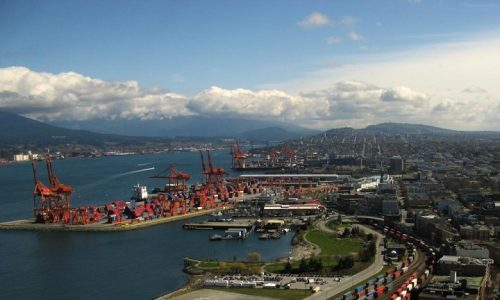 The changing influence of city-systems on global shipping networks