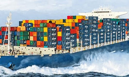 sea freight rates from China to Australia