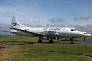 How is air freight working?