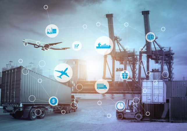 technology in freight forwarding